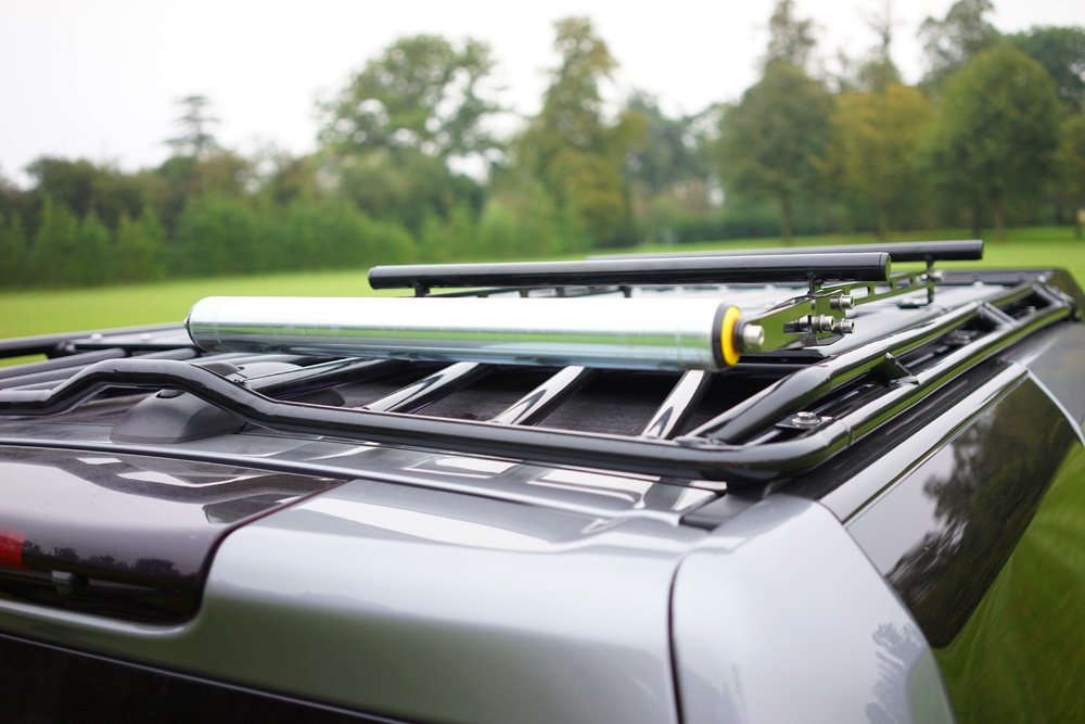 Roof Rack Ladder Mounts Prospeed