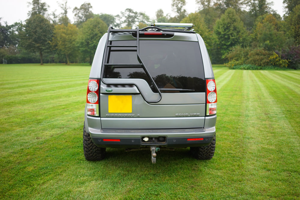 Discovery 3 And Discovery 4 Rear Ladder Prospeed