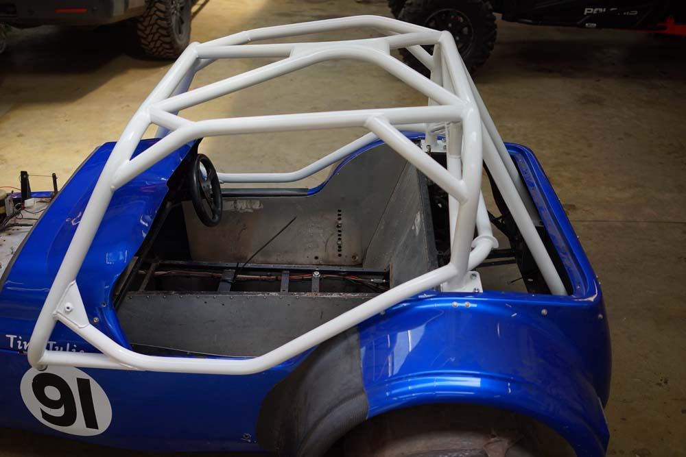 Westfield Competition Roll Cage Prospeed
