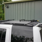 ProSpeed roof rack and accessories