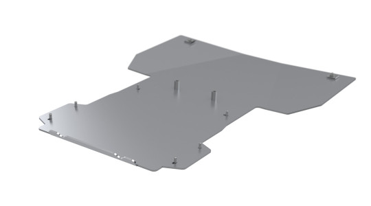discovery sump guard