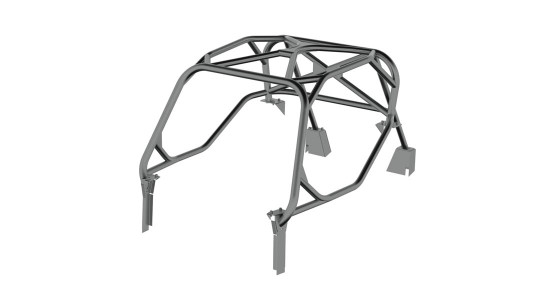westfield roll cage