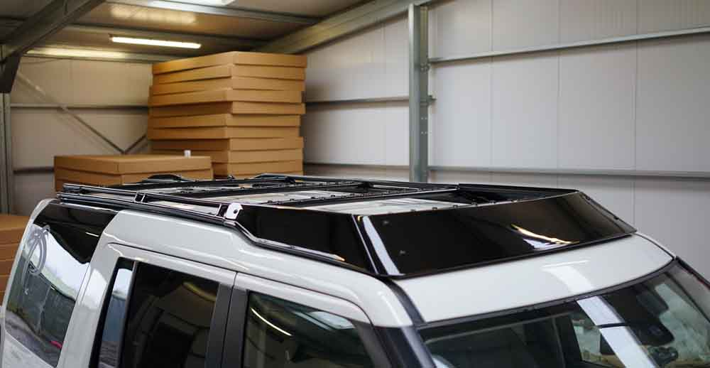 Land Rover Discovery 3 And 4 Roof Rack Prospeed