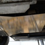 range rover transmission guard