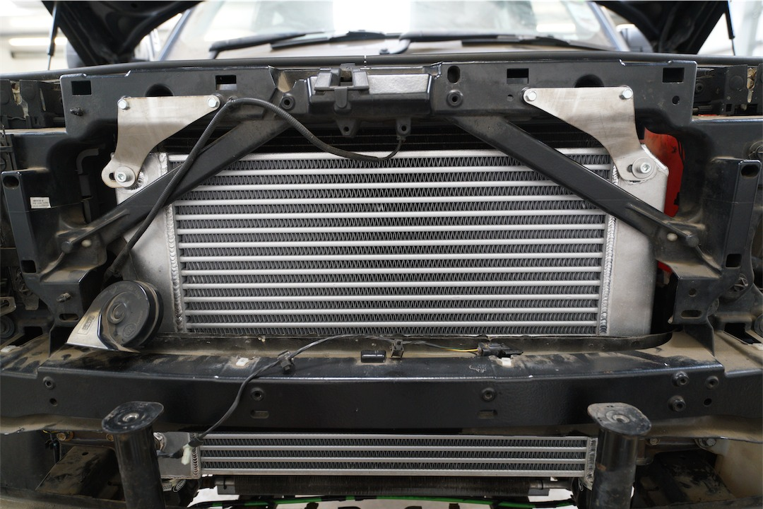 Discovery 3 Uprated Intercooler Prospeed