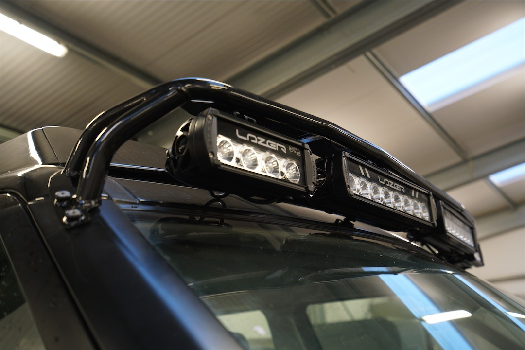 Discovery 3 And 4 Light Bar Mount Prospeed