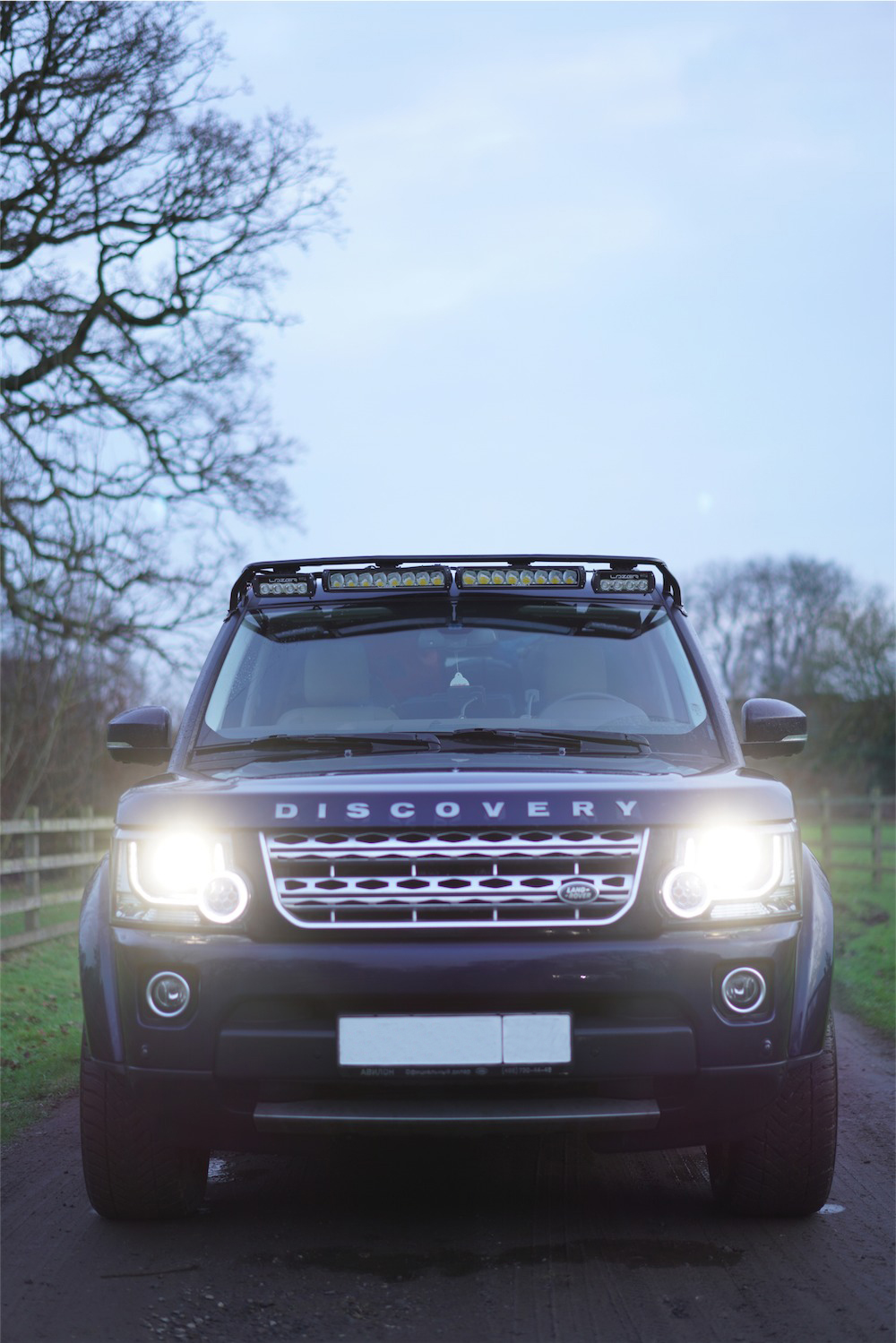 Discovery 3 and 4 light bar mount prospeed discovery light bar mozeypictures Image collections