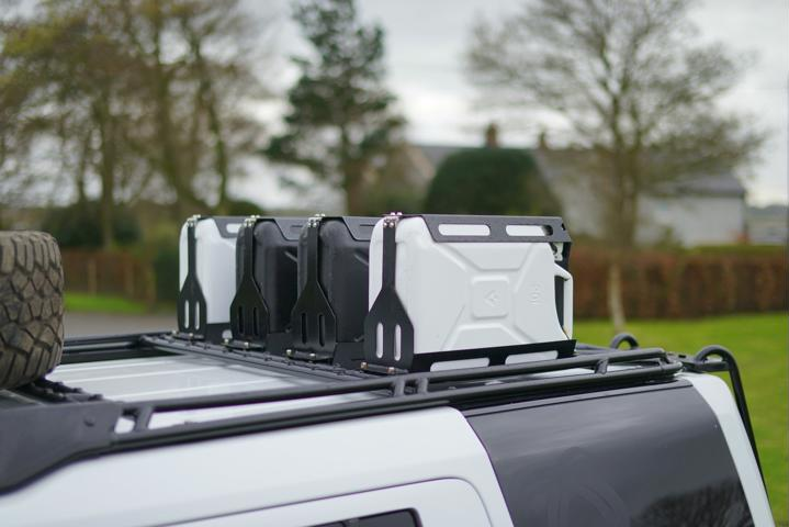 Roof Rack Jerry Can Holder Prospeed